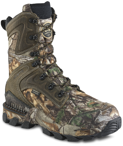 IRISH SETTER® DEER TRACKER BIG GAME HUNTING BOOTS COMBINE STABILITY AND FLEXIBILITY
