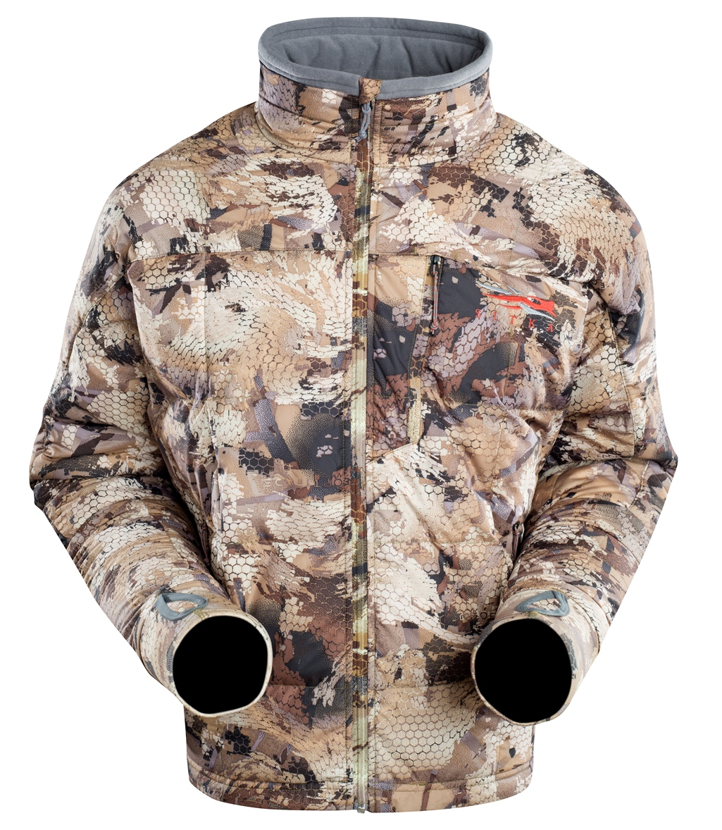 New Fahrenheit Series from Sitka Gear Offers Insulation, Even in Wet Conditions