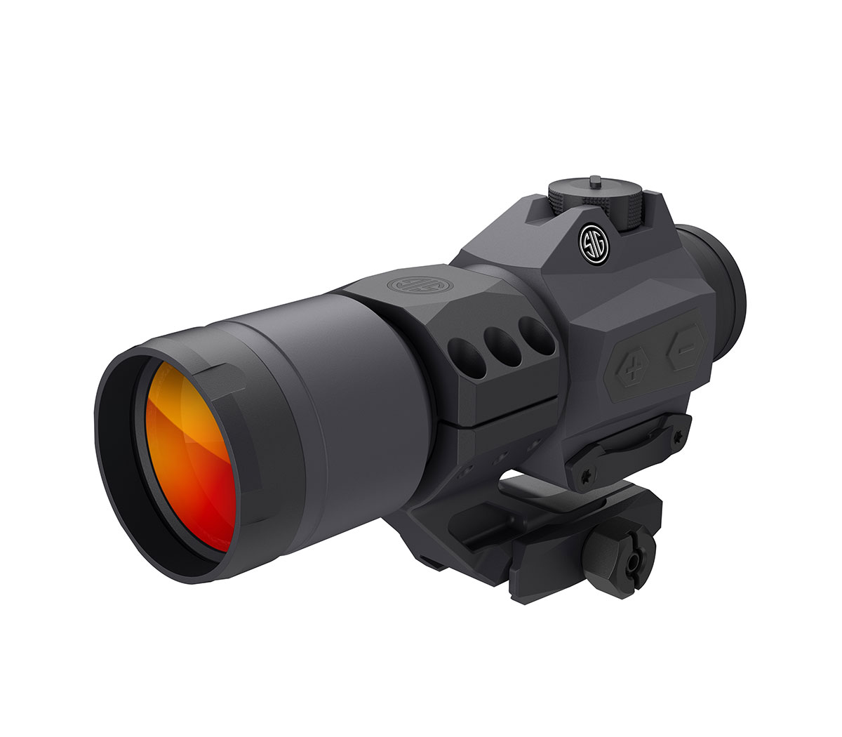 Find Your Target With The ROMEO6 Red-Dot From Sig Sauer Electro-Optics